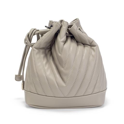 Style Row Medium Bucket Shoulder Bag-