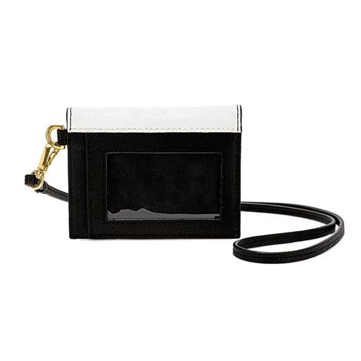 Club Riviera Bi-Fold Leather Card Holder-