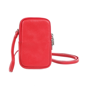 Mini Discoveries Small Leather Phone Case-