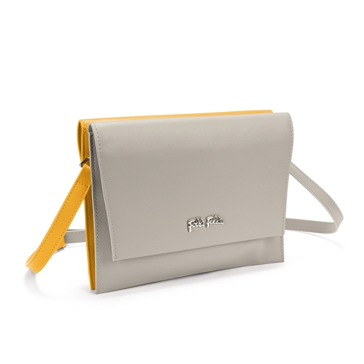 Witty Twist Double Faced Medium Crossbody Bag-