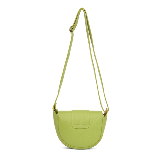 Style Society Small Leather Crossbody Bag-