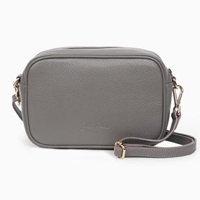 Girlfriend Medium Leather Crossbody Bag-