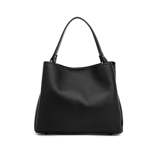 Art Fair Medium Leather Handbag-