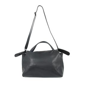 City Lover Medium Leather Shoulder Bag-