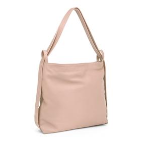 Me Time Medium Leather Shoulder Bag-