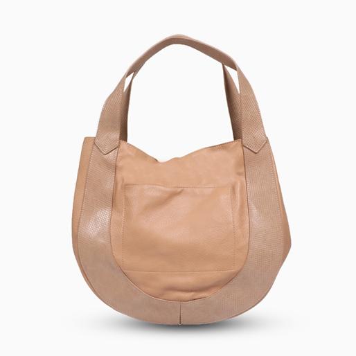 Ample Μεσαία Hobo Τσάντα Ώμου-