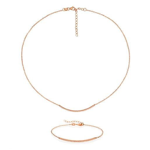 Fashionably Silver Essentials Σετ-
