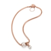 Playful Emotions Rose Gold Plated Hope Set Necklace
