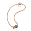 Playful Emotions Rose Gold Plated Confidence Set Necklace