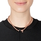 Playful Emotions Rose Gold Plated Confidence Set Necklace -