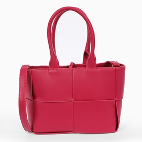 Square It medium size tote bag-