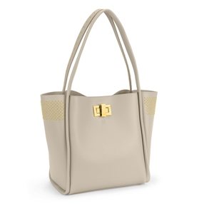 Chic and Sleek Medium Shoulder Bag-