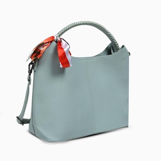 Scarf It Μεσαία Τσάντα Ώμου-