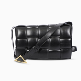 Square It medium size cassette shoulder bag-