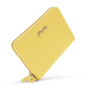 Folli Follie Zip Around Wallet-