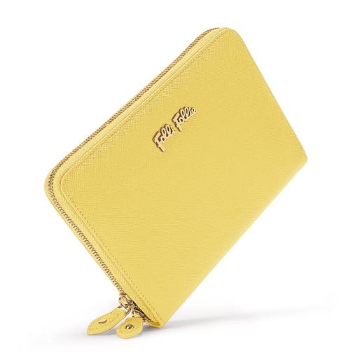Folli Follie Zip Around Wallet-