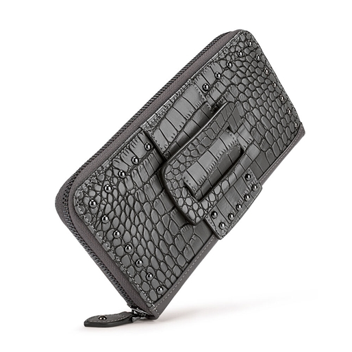 Urban Time Continental Leather Wallet-