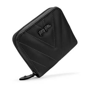 Style Row Small Continental Wallet-