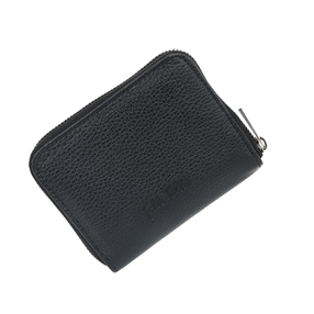 Mini Discoveries Small Leather Wallet-