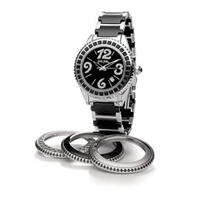 Ceramic 4 Seasons Bracelet Watch-
