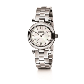 Aegean Breeze Round Case Bracelet Watch-