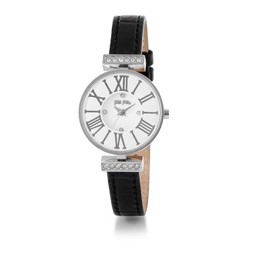 Dynasty Mini Κάσα Δερμάτινο Ρολόι-