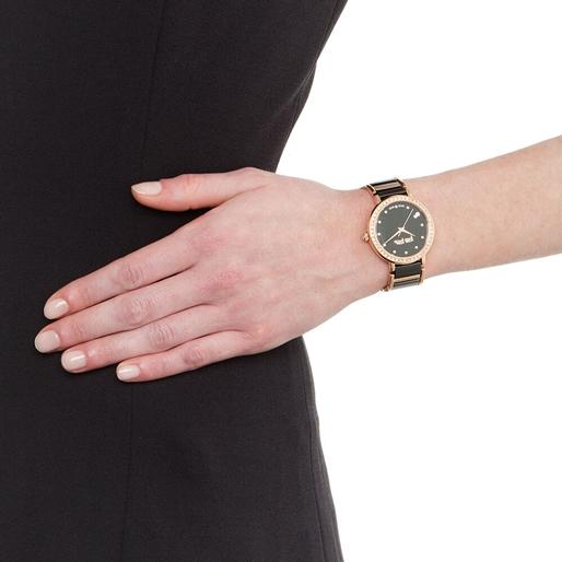 Checkmate Κεραμεικό Ρολόι-