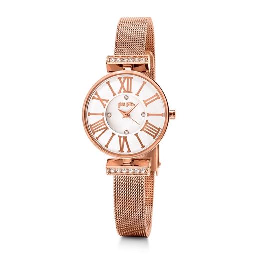 Dynasty Small Case Bracelet Watch-