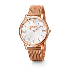 Match Point Big Case Bracelet Watch-