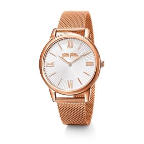 Match Point Big Case Bracelet Watch-