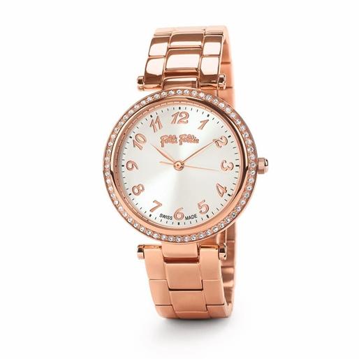 Classy Reflections Swiss Made Watch-