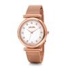 Sparkle Chic Big Case Bracelet Watch