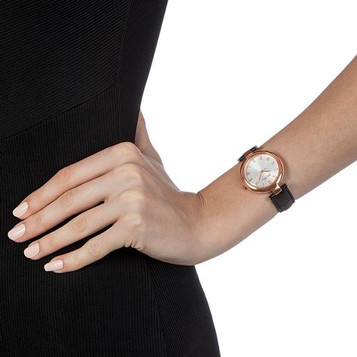 Classy Twist Κεραμεικό Ρολόι-