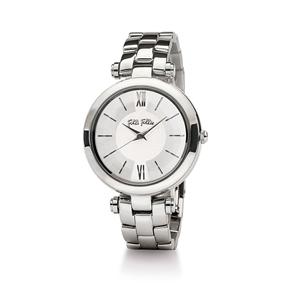 Lady Bubble Small Case Bracelet Watch-