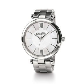 Lady Bubble Big Case Bracelet Watch-