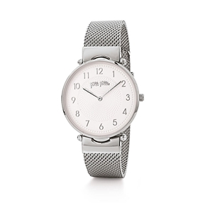 Lady Club Big Case Bracelet Watch-