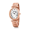 Metal Chic Oval Case Bracelet Watch
