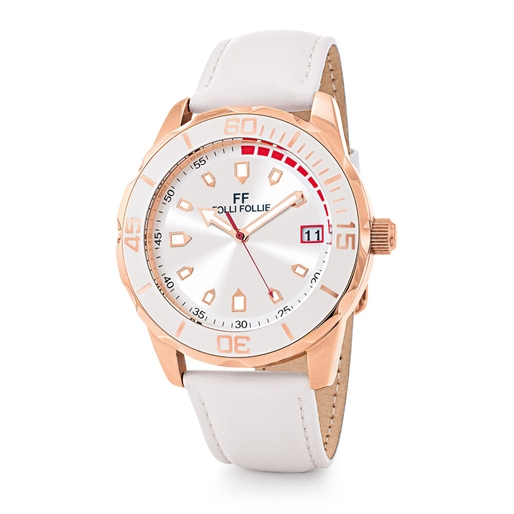Lifetime Ora Extra Big Case Strap Watch -