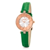 Chic and Sleek Small Case Leather Watch
