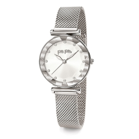 Star Flower Small Case Bracelet Watch-