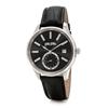Style Bonding Big Case Leather Watch