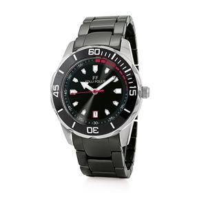 Lifetime Ora Big Case Ceramic Bracelet Watch-