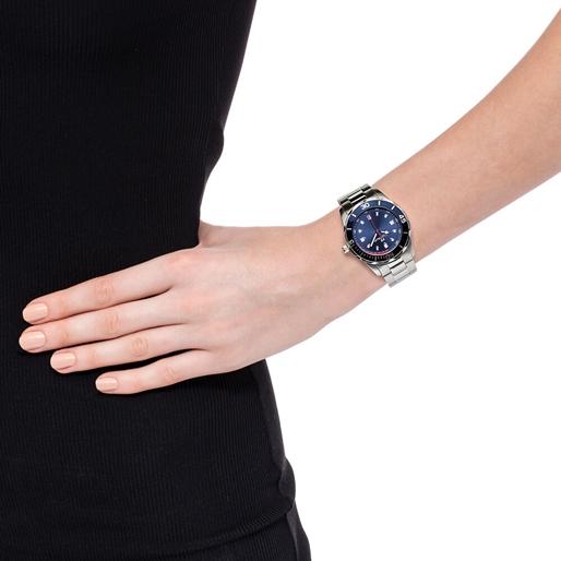 Lifetime Ora Big Case Bracelet Watch -
