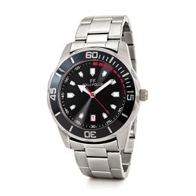 Lifetime Ora Big Case Bracelet Watch-