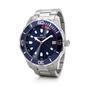 Lifetime Ora Extra Big Case Bracelet Watch -