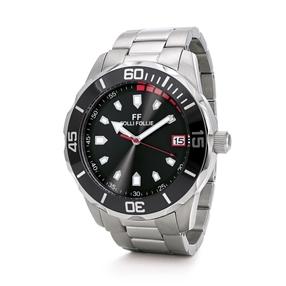 Lifetime Ora Extra Big Case Bracelet Watch-
