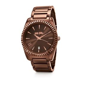 Chronos Tales Big Case Coloured Bracelet Watch-
