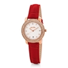 H4H Floral Small Case Leather Watch
