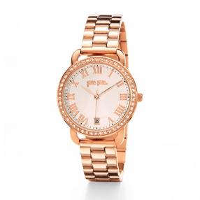 Perfect Match Small Case Ceramic Bracelet Watch-