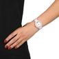 H4H Floral Small Case Ceramic Bracelet Watch -